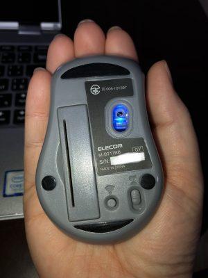 lenovoYOGA710用マウス2